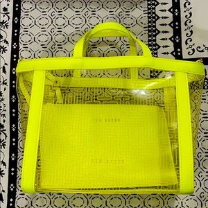 Ted Baker Nadiaa PVC Bag
